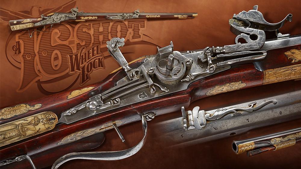 Шестнадцатистрел 16 века
