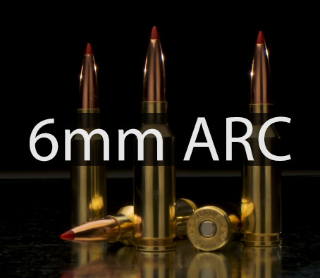 Патрон Hornady 6mm ARC
