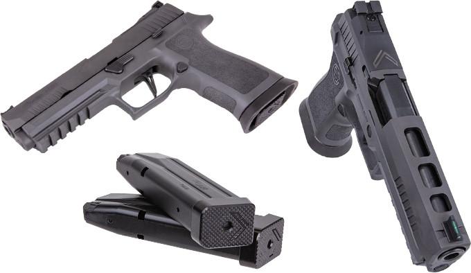 пистолет Sig Sauer P320 XFive Legion