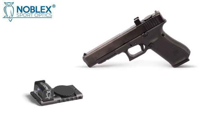 Коллиматорный прицел Noblex Glock MOS