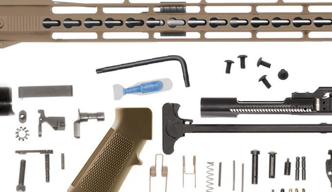 анаэробный герметик для деталей оружия