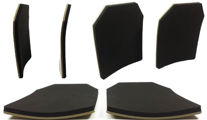 Тренировочные баллистические панели MD-Textil SKYLL