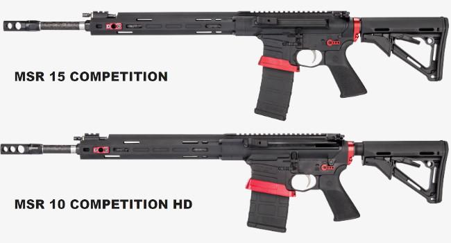 винтовки Savage MSR Competition