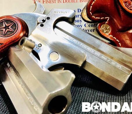 Дерринджер Bond Arms Cowboy Defender