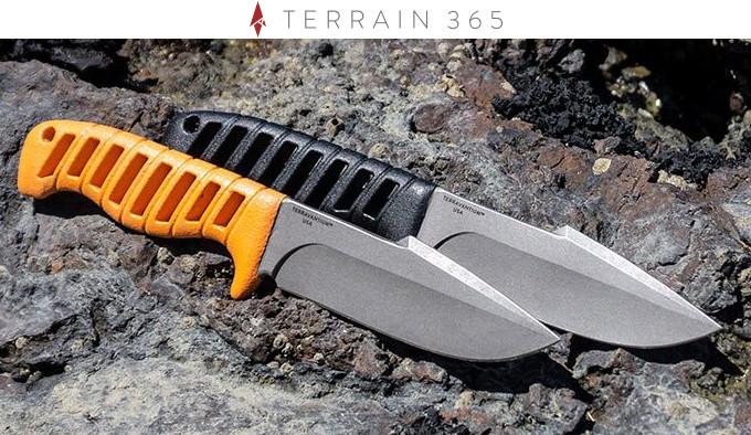 Нож Terrain 365 Nautilus-Alpha