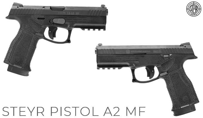 пистолет Steyr A2 MF