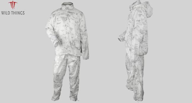 Зимний камуфляжный костюм Wild Things White Out
