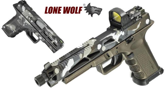 Cerakote Battlecam от Lone Wolf