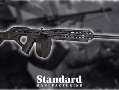 Винтовка Standard Manufacturing G4S