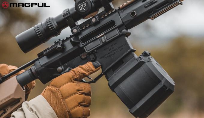 Магазин Magpul PMAG D-50 LR/SR GEN M3