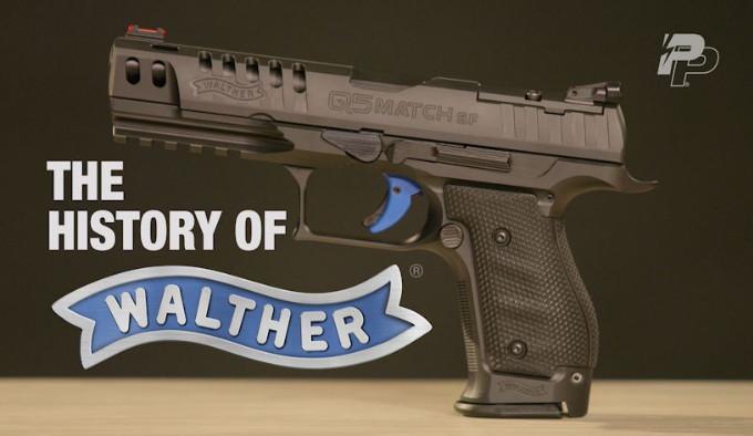 Фильм об истории компании Walther