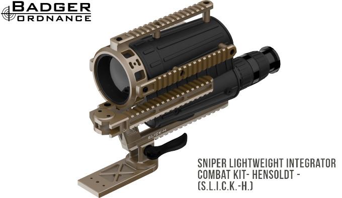 Крепежная система Badger Ordnance SLICK-H
