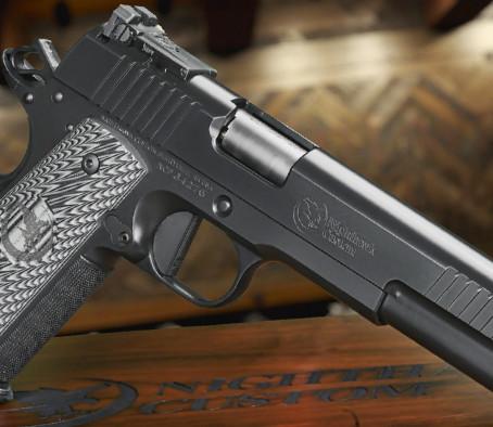 Пистолет Nighthawk Custom Shadow Hawk Long Slide