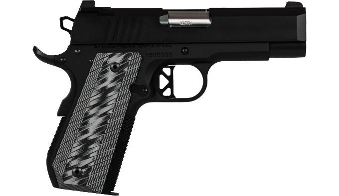 Пистолет Dan Wesson ECP
