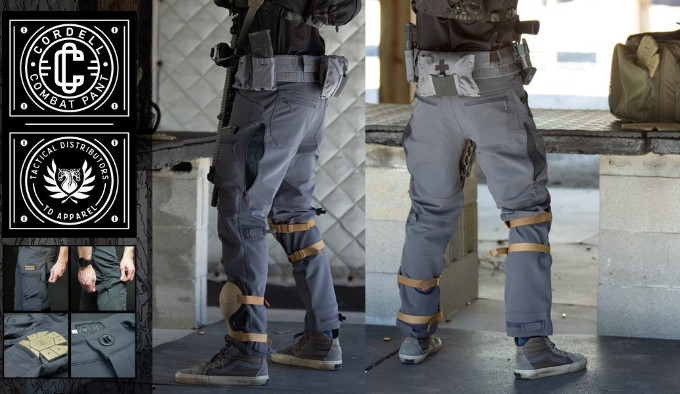 Тактические штаны TD Cordell Combat