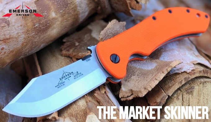 Нож Emerson Market Skinner