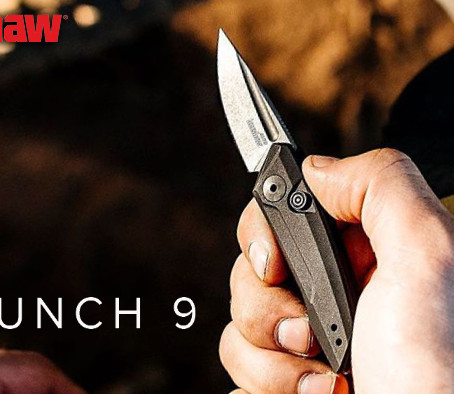 Нож Kershaw Launch 9