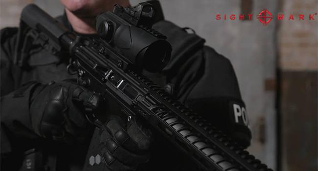 Прицельный комплекс Sightmark Wolfhound 6×44 Mini Shot M-Spec