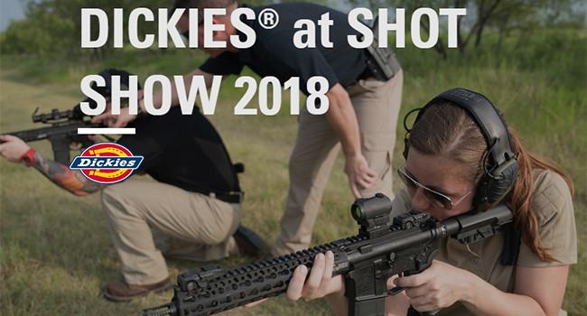 Dickies Tactical на SHOT Show