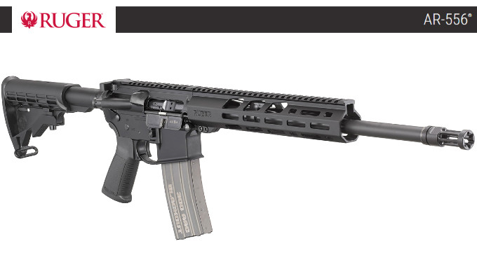 cамозарядная полуавтоматическая винтовка в калибре .300 Blackout