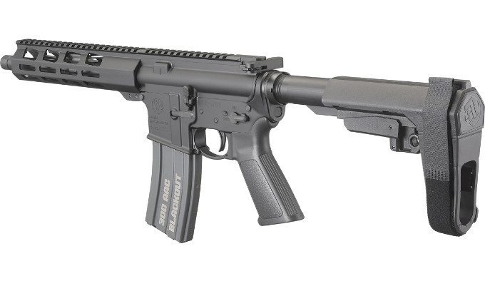 Карабин Ruger AR-556 .300 Blackout