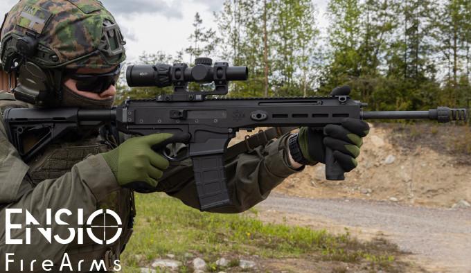 Винтовка Ensio KAR-21