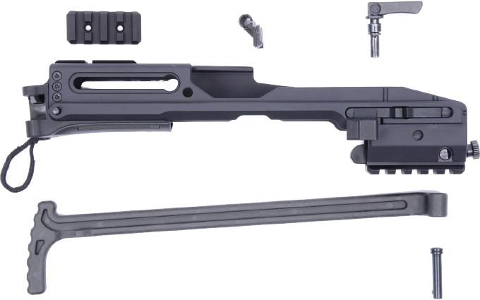 Пистолетное шасси B&T USW-G17