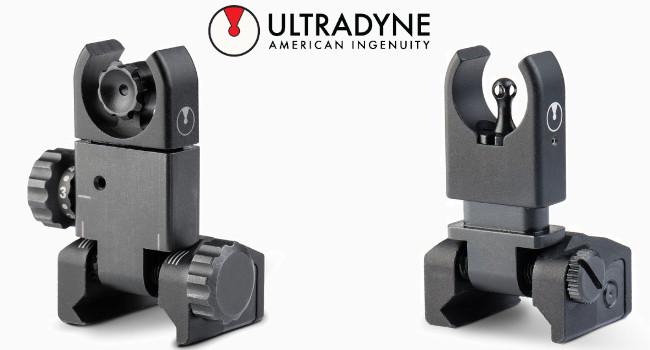 Складной высокоточный механический прицел Ultradyne C4
