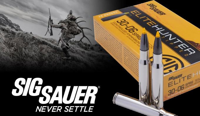 Патроны Sig Sauer Elite Tipped Hunting