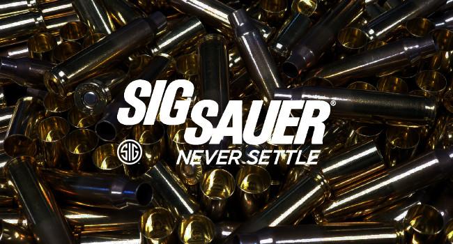 Компоненты для снаряжения патронов Sig Sauer