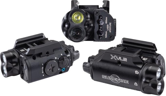 оружейный фонарь SureFire XVL2
