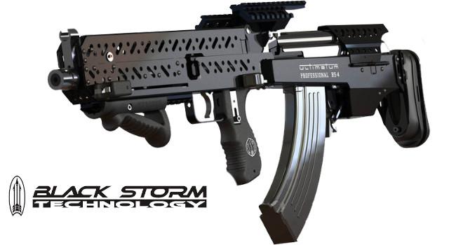Набор конверсии АК в буллпап Black Storm BS-4