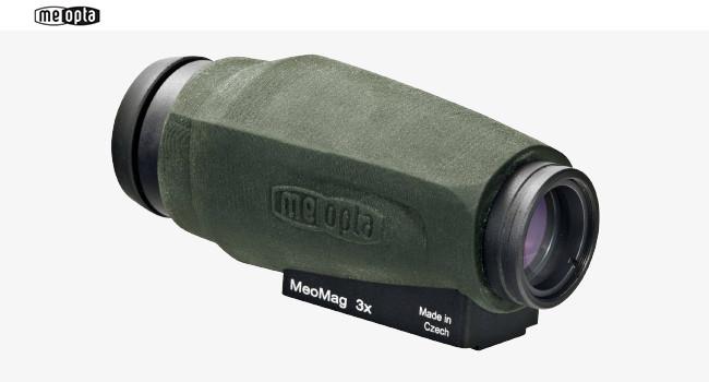 Увеличительная оптическая насадка MeoMag 3x