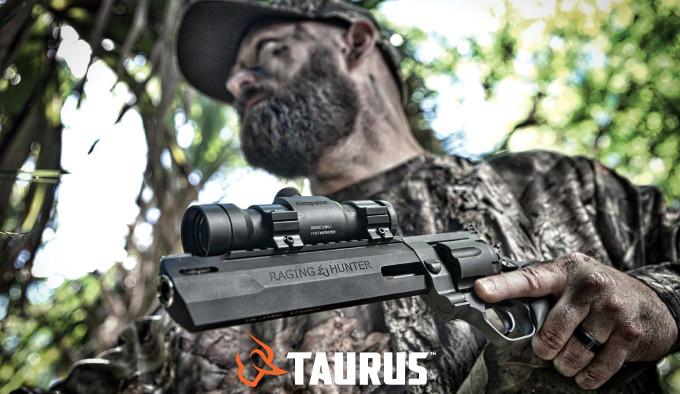 Револьвер Taurus Raging Hunter 357 Magnum