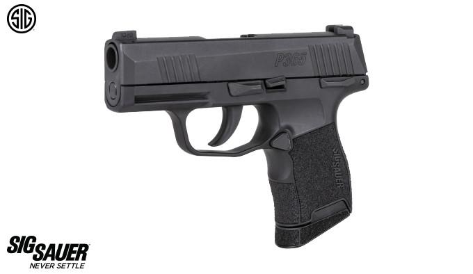 Пневматический пистолет SIG SAUER P365 CO2 BB-Gun