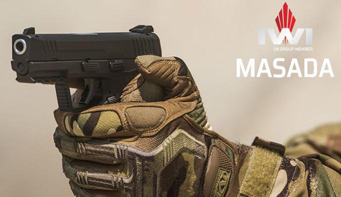 Пистолет IWI Masada