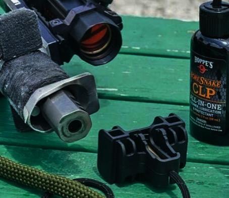 Как правильно чистить оружие от Hoppe's