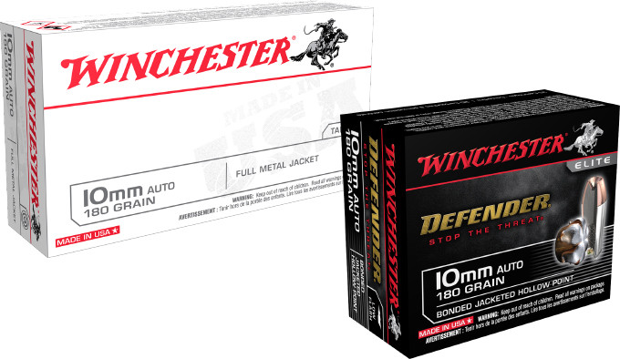 патроны Winchester 10 mm Auto