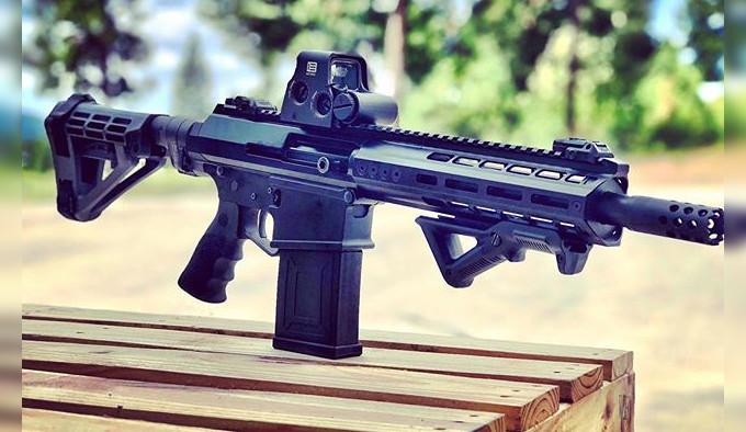 Гладкоствольный карабин Genesis Arms GEN 12
