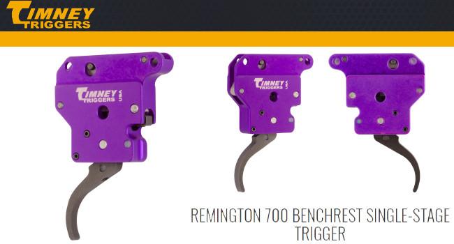 Спуск Timney Benchrest 502B