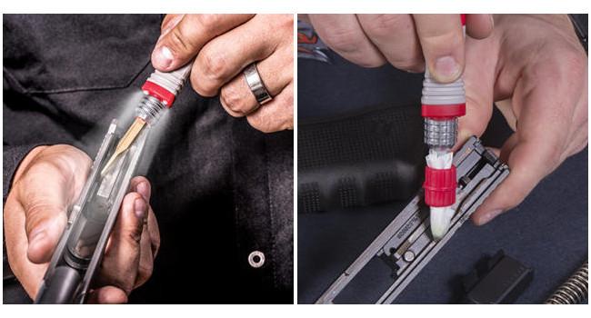 Набор для чистки оружия Real Avid Spot Light Precision Cleaning Kit