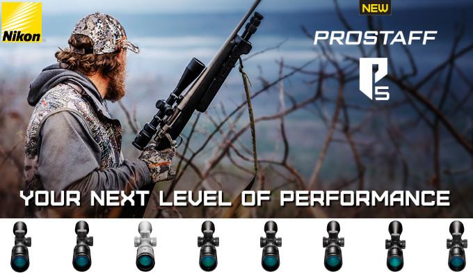 Оптические прицелы Nikon PROSTAFF P5
