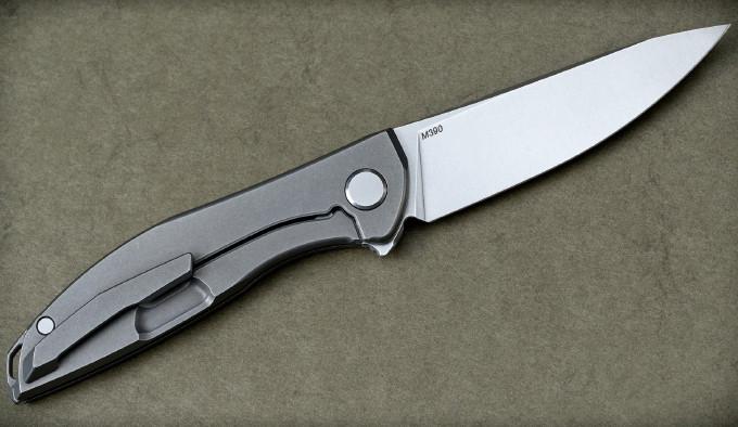 Нож Shirogorov NeOn Zero