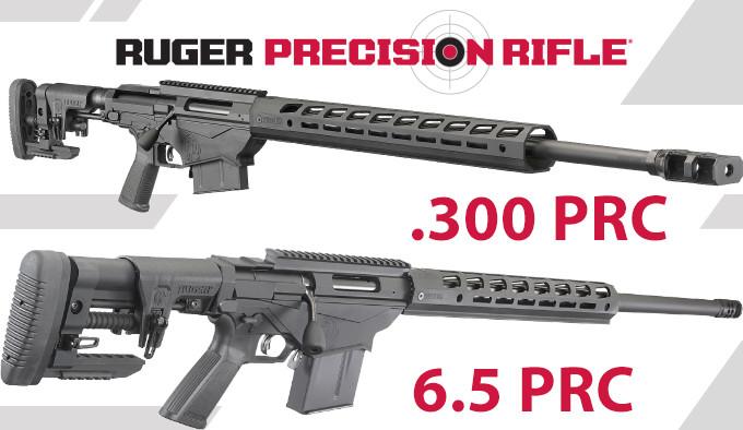 винтовка Ruger Precision Rifle .300 PRC / 6.5 PRC