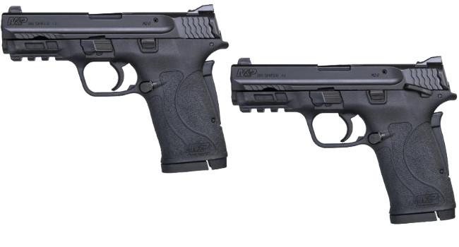 два исполнения M&P380 Shield EZ