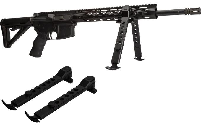 Сошки Firefield Scarab на винтовке