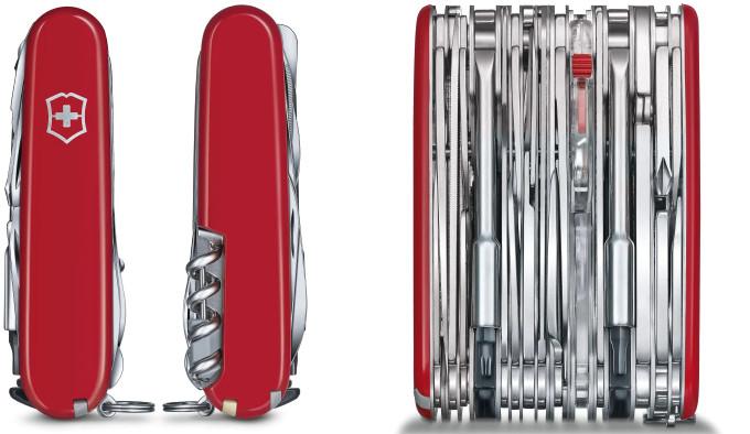 швейцарский нож Victorinox Swiss Champ XXL