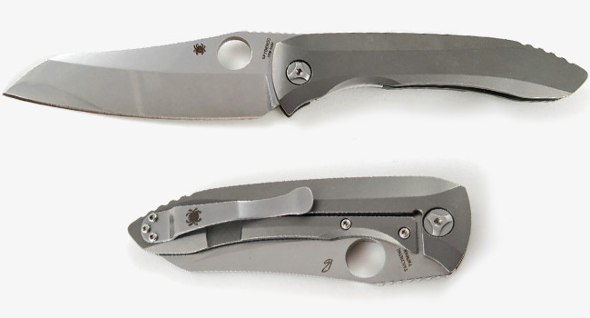 Нож Spyderco Paysan