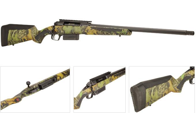 ружья Savage 212 и 220 Turkey