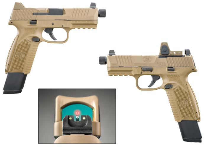 пистолет FN 509 Tactical